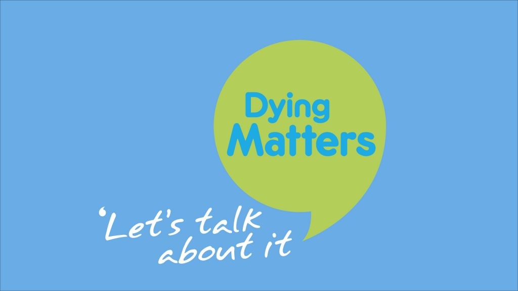 Dying Matters Awareness Week - Wiltshire Farm Foods