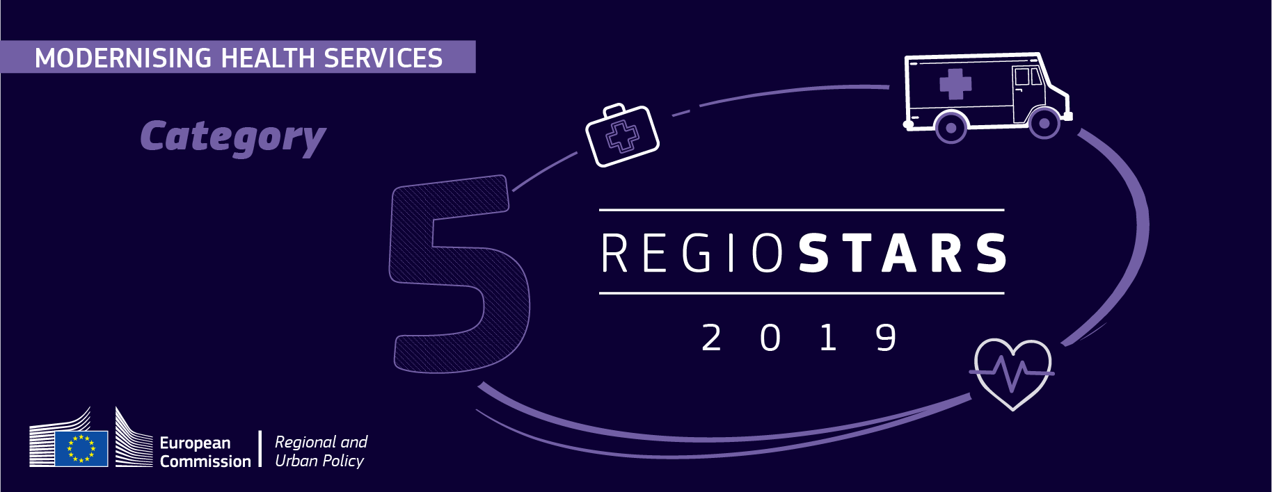 Vote for CASCADE in the REGIOSTARS 2019 Public Choice Award